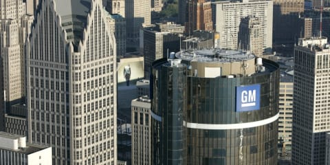 GM takes clean sweep of management