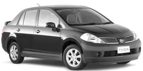 2007 Nissan Tiida ST-L