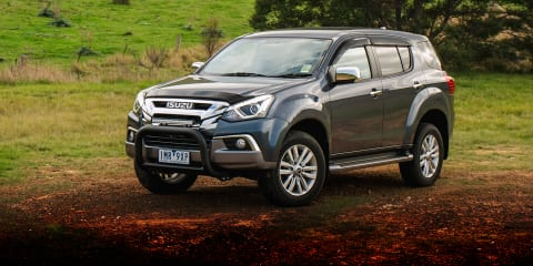 2018 Isuzu MU-X LS-U 4x4 review