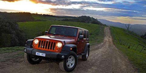 Jeep Wrangler models revised for 2009