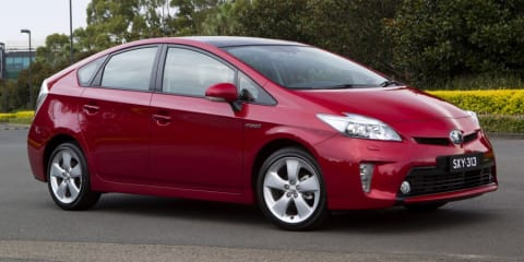Toyota Prius and Lexus CT 200h recalled for curtain airbag fix