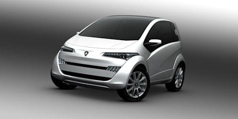 Proton Emas concept - Geneva 2010