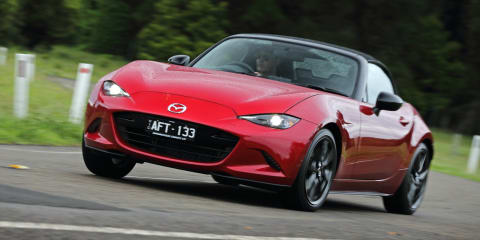 Mazda's G-Vectoring tech not a priority for MX-5... yet