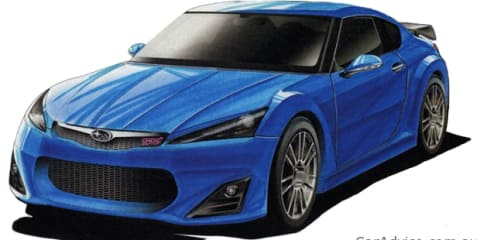 Subaru to launch four new cars, RWD sports car coming Q2 2012