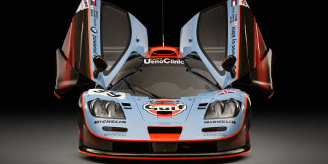 McLaren F1 certification service launched