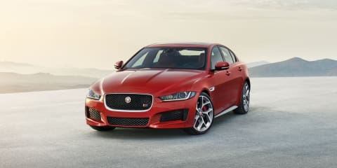 2015 Jaguar XE revealed