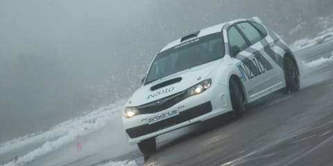 New Impreza Group N from Prodrive