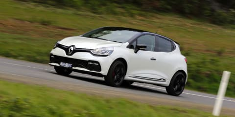 2015 Renault Clio RS Monaco GP Review: Quick drive
