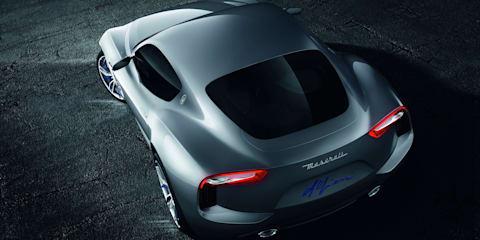 Maserati Australia to sell 1350 units per year from 2018