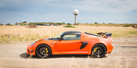 2018 Lotus Exige Sport 380 review