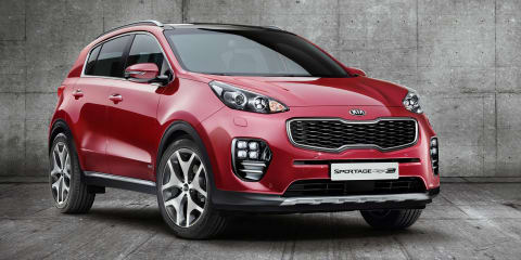2016 Kia Sportage revealed, Australian debut set for first quarter
