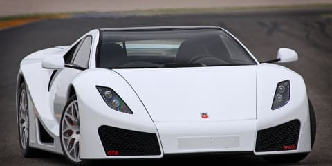 GTA Spano First Drive - Full Throttle