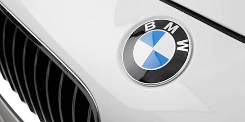 BMW leading premium German brand sales
