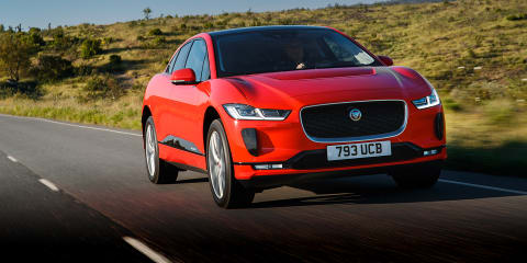 2018 Jaguar I-Pace review