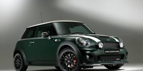 MINI JCW World Championship 50 to appear at F1 Grand Prix
