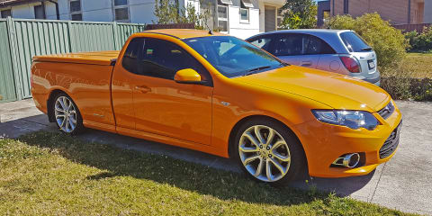 2013 Ford Falcon XR6 Turbo review