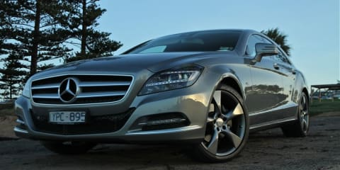 Mercedes-Benz CLS 350 Review