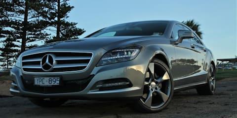 Mercedes-Benz CLS 350 Review