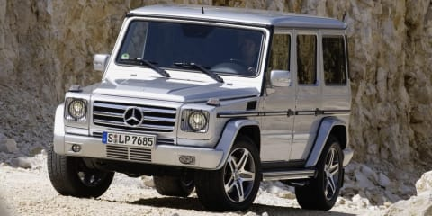 Mercedes-Benz G 65 AMG to be final G-Class: report