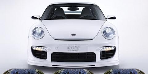 TechArt noselift system for Porsche 911