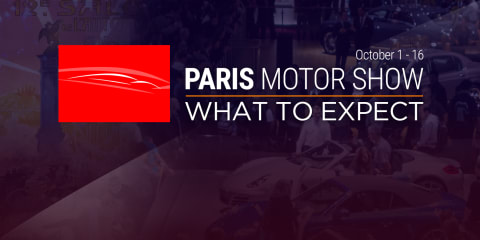 2016 Paris motor show:: what to expect - UPDATE