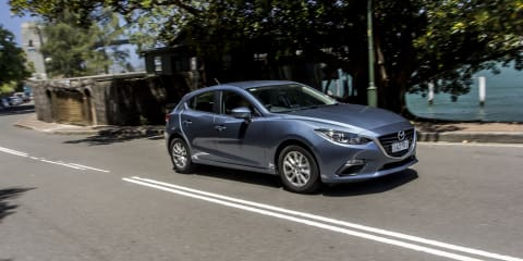 Mazda 3 Review : LT3