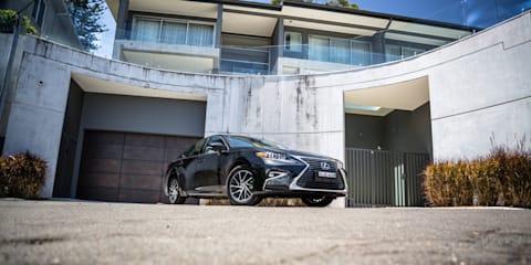 2017 Lexus ES350 review