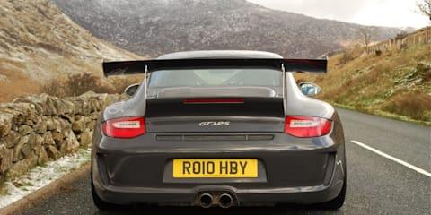 2010 Porsche 911 GT3 RS Review