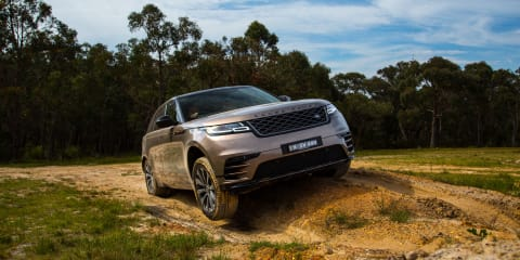 2018 Range Rover Velar recalled - UPDATE