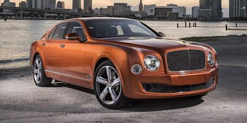 2015 Bentley New Cars