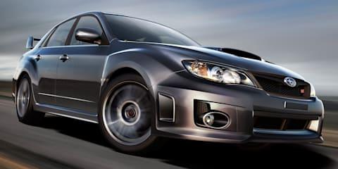 2011 Subaru Impreza WRX STI automatic