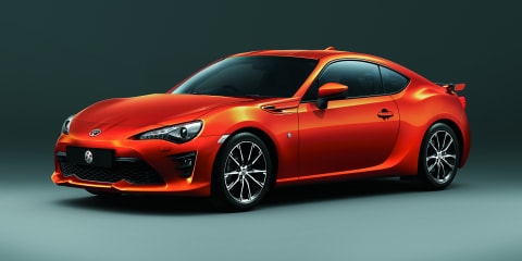 2017 Toyota 86:: updated and uprated sports car confirmed for fourth-quarter local launch