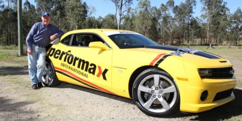 2010 Chevrolet Camaro on sale in Australia