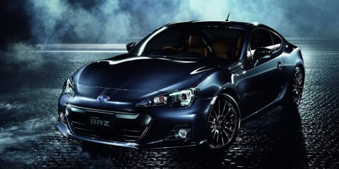Subaru BRZ Premium Sport Package: Japan-only special edition revealed