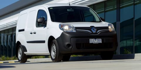 Renault Kangoo Maxi EDC arrives from $29,990