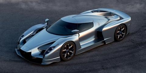 Glickenhaus SCG003 supercar to debut in Geneva