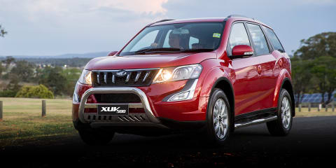 Mahindra Xuv500 Review Specification Price Caradvice