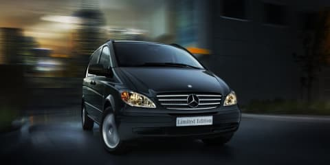 Mercedes-Benz Vito Limited Edition