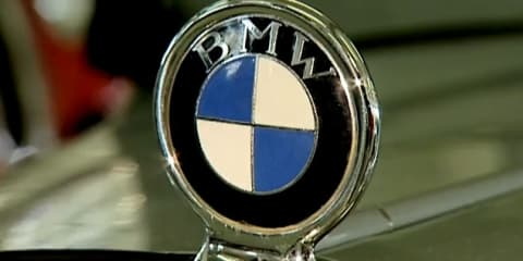 BMW reveals the origin of its logo in video form