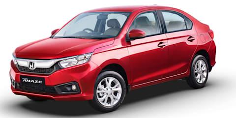 2018 Honda Amaze unveiled in India