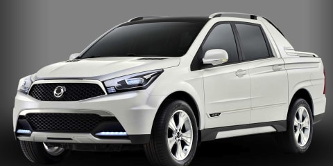 SsangYong: New Cars 2012