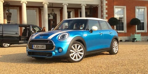 Mini 5 Door priced from $27,750