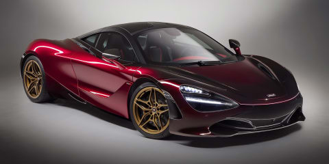 McLaren 720S Velocity by MSO revealed - UPDATE