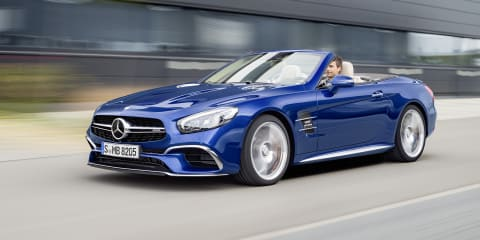 2016 Mercedes-Benz New Cars