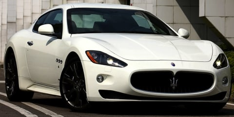 10-year-old boy crashes dad's $200,000 Maserati