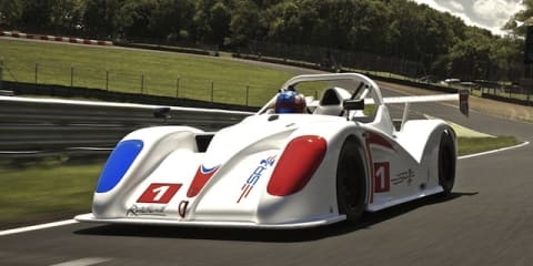 Radical SR1: entry-level track weapon