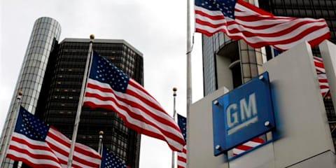 General Motors reports first quarter profit of $0.9bn