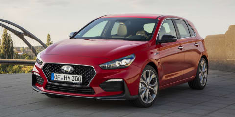 Hyundai i30 N Line unveiled in Europe