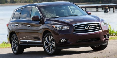 Infiniti to 'de-Americanise' its line-up, says president