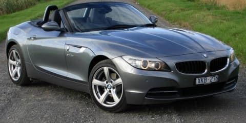 BMW Z4 four-cylinder turbo rumours